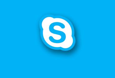Banner Skype